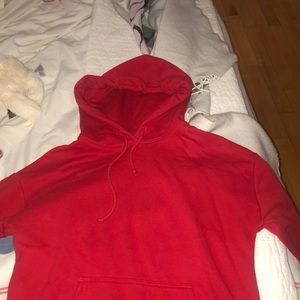 Tna red hoodie